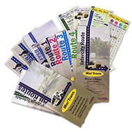MorTrans Brochures & Bookmarks